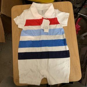 Baby Gap Boy's One Piece Outfit 12-18 Months NWT